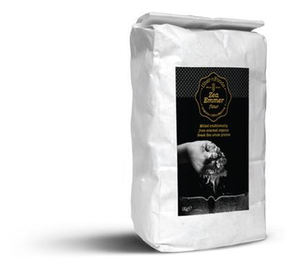 Uber Foods - Certified Organic Zea Emmer Flour